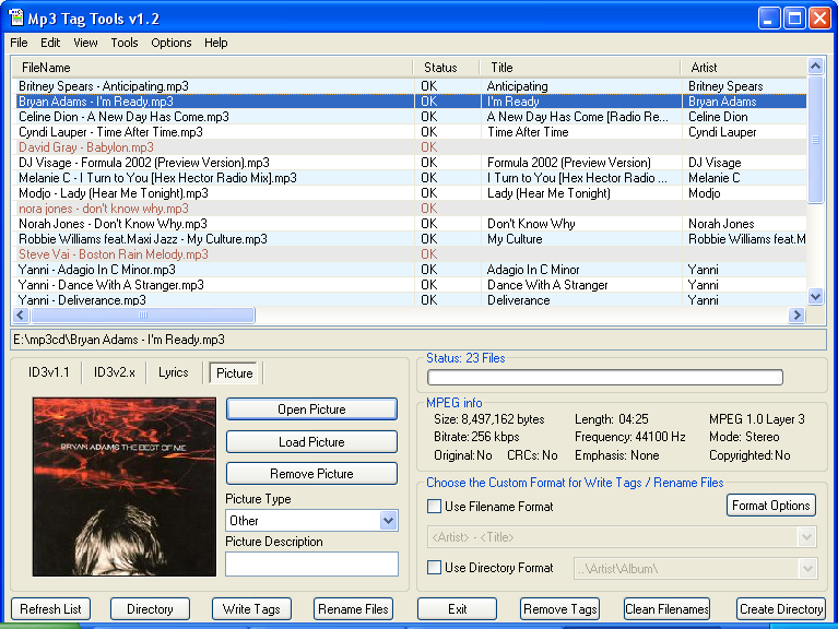 Fix Those Bad ID3 Tags   MP3 Tag Tool Software   It's Free
